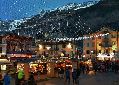 Marché noël 2016 Chamonix